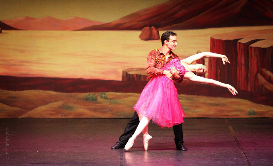 alberto ballet fantastique