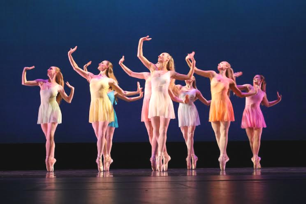 American Midwest Ballet performs Jan. 22 and 23 in the Ballet Vero Beach world premiere of Adam Schnell's 'Pastoral Symphony' in Florida. Photo from a previous production: ©: Tania Ortega Cowan